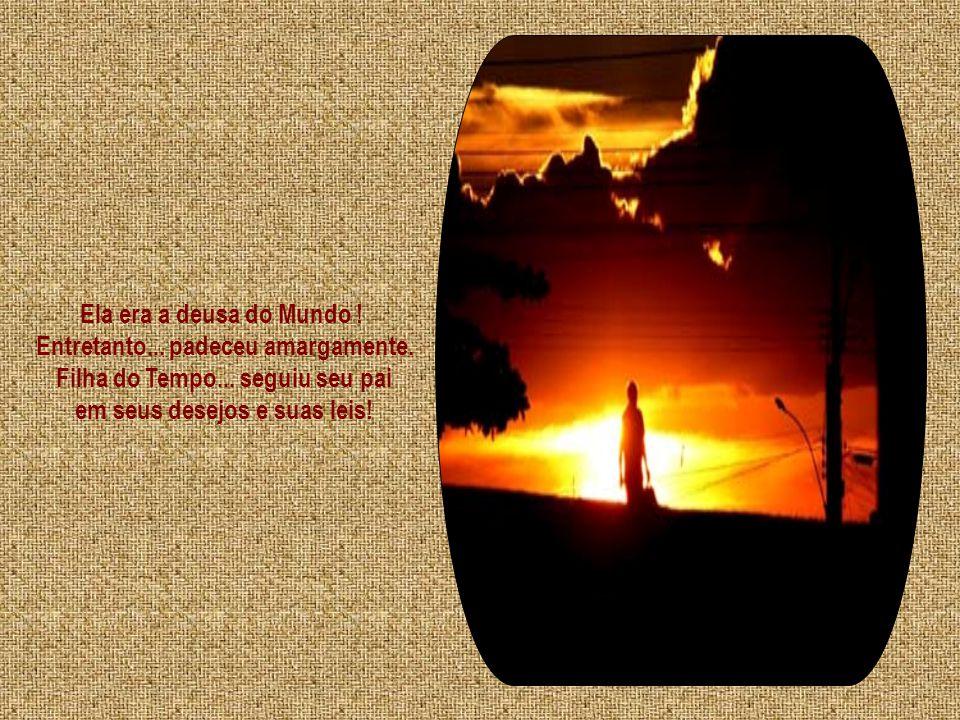 Entre o amor e o desespero... entre a perplexidade e a decisão...