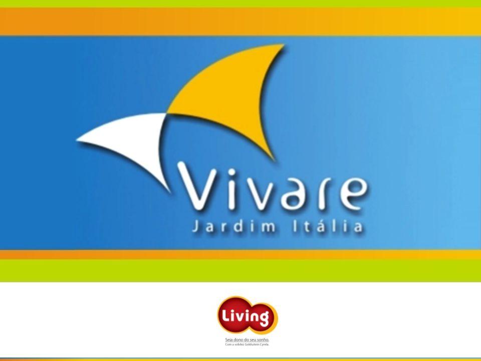 Localizado no Jardim Itália, um bairro planejado e urbanizado de forma ordenada e que está se tornando um grande pólo residencial da cidade, o Vivare tem tudo para se valorizar.