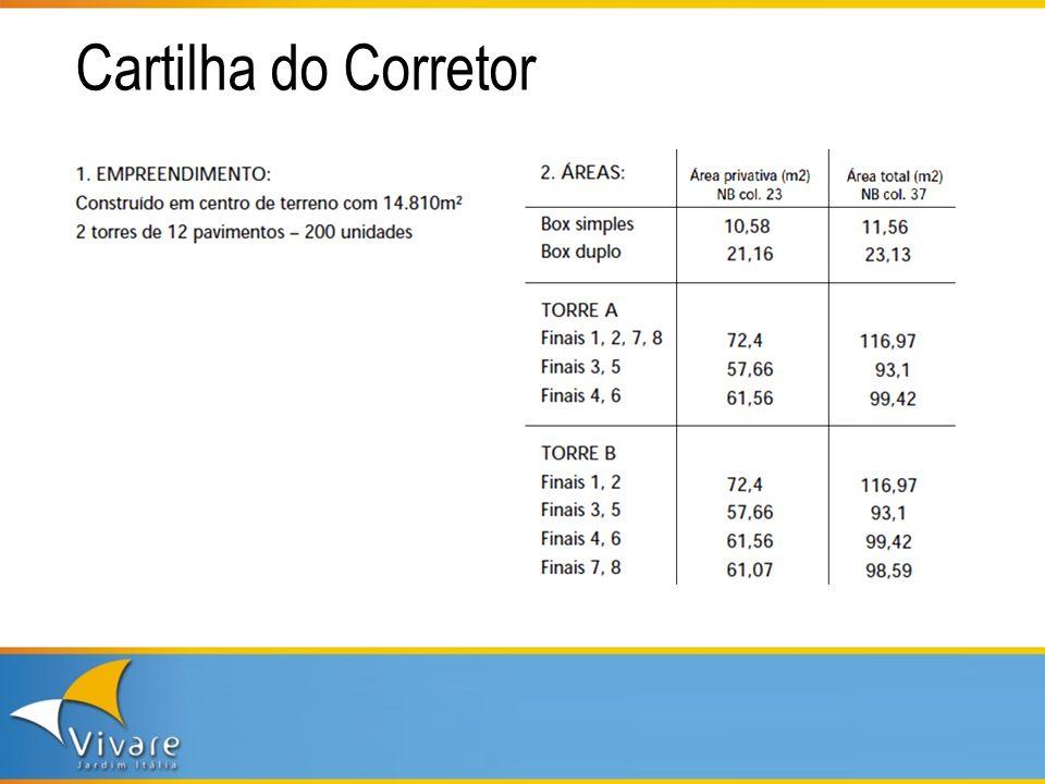 2 dormitórios com suíte 61m² privativos / 98m² de área total