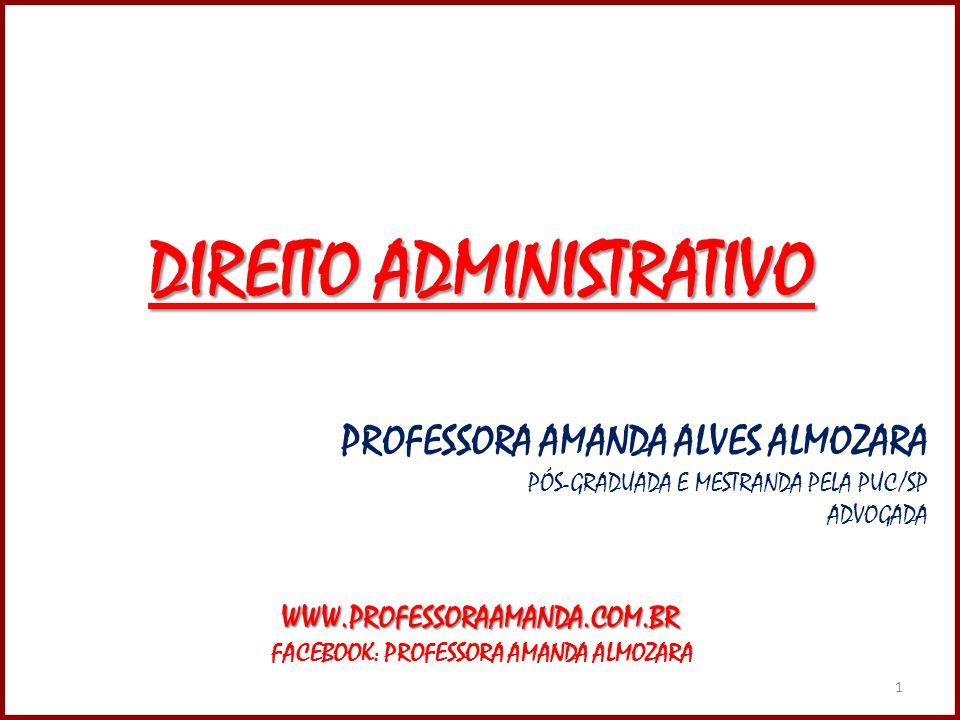 42 CONSEQUÊNCIAS DOS VÍCIOS DECORRENTES DO ATO ADMINISTRATIVO: Anulação (invalidação) Hely Lopes: invalidação.