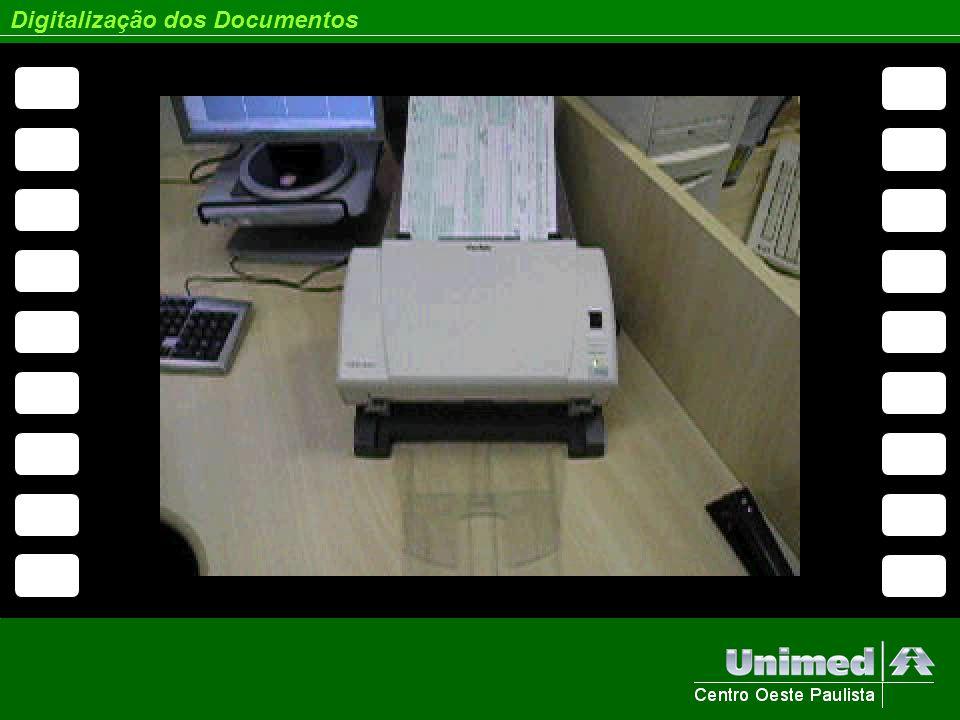 Digitalização dos Documentos