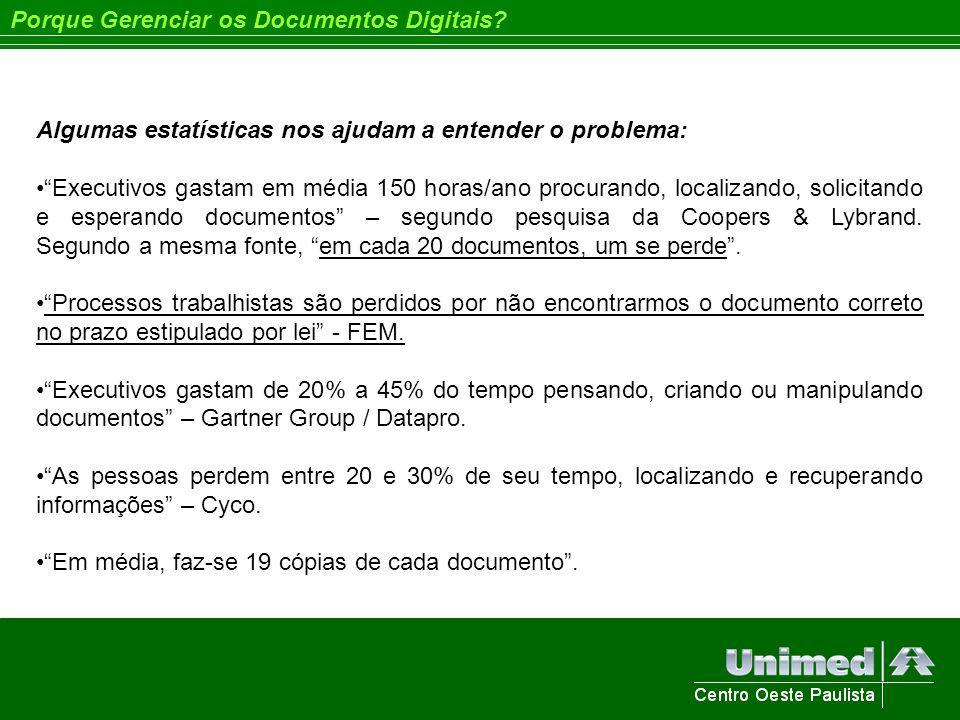 Digitalização dos Documentos O que é digitalizar documentos.