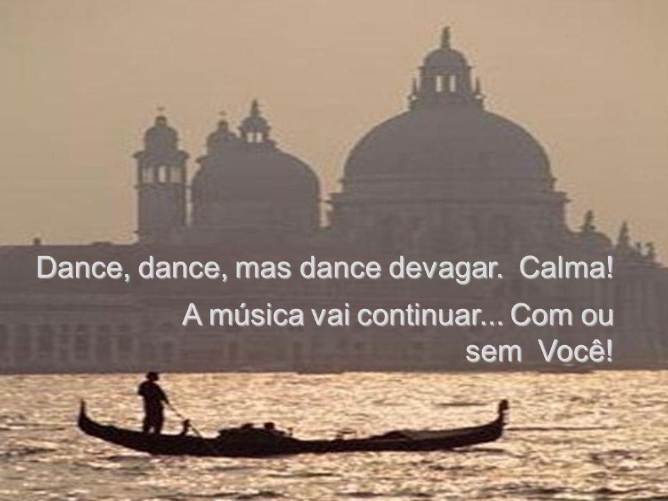 Sinta cada instante dance calmamente a música da alma e sinta a força da sua canção.