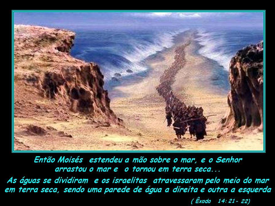 Receba esta Palavra e atravesse este mar, pois os anjos do Senhor estão contigo. glorifique a Deus neste momento, obrigada(o)Pai