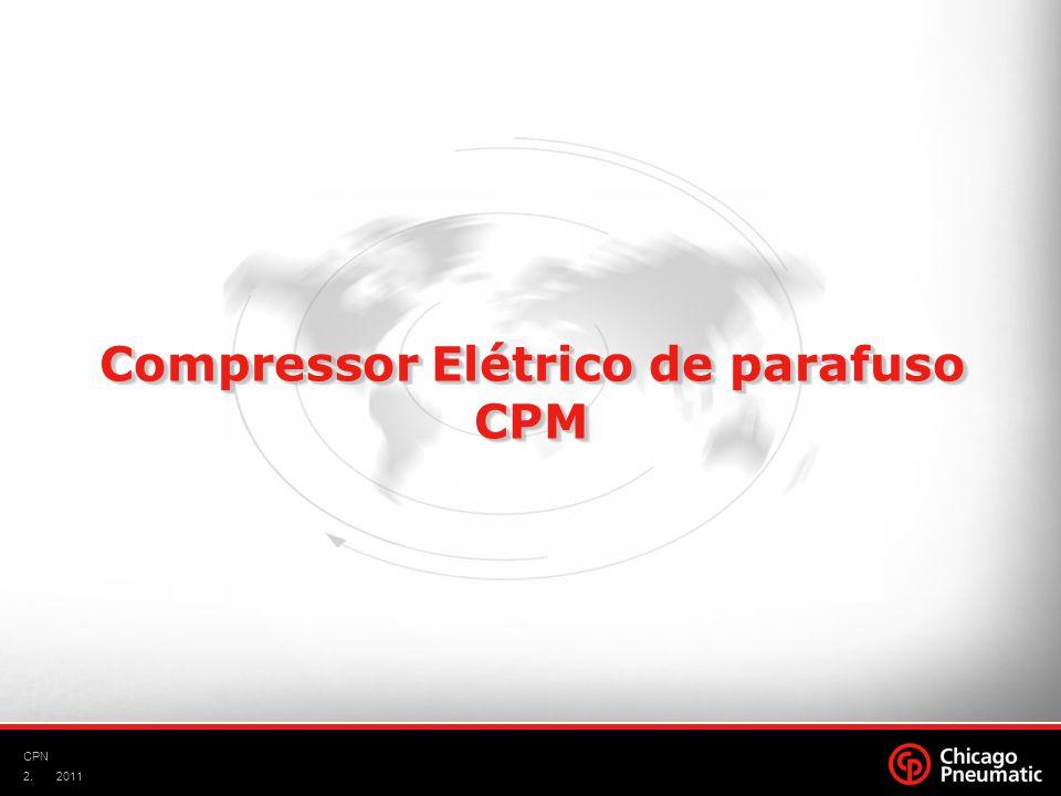2. CPN 2011 Compressor Elétrico de parafuso CPM CPM