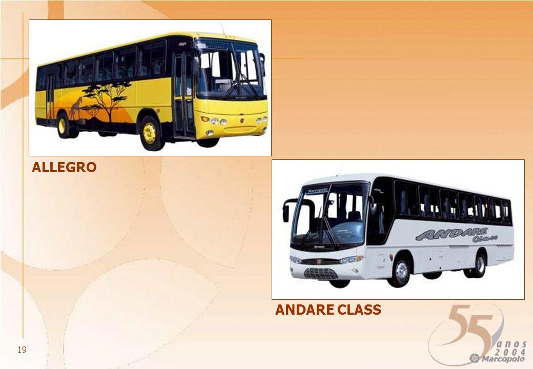 ALLEGRO ANDARE CLASS 19