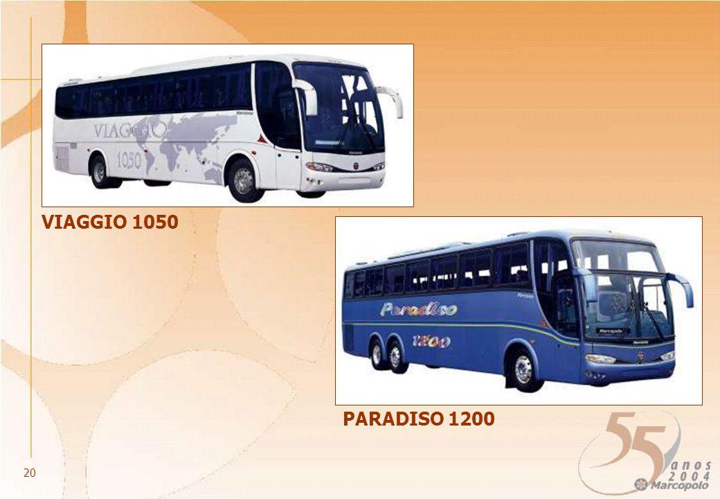 VIAGGIO 1050 PARADISO 1200 20