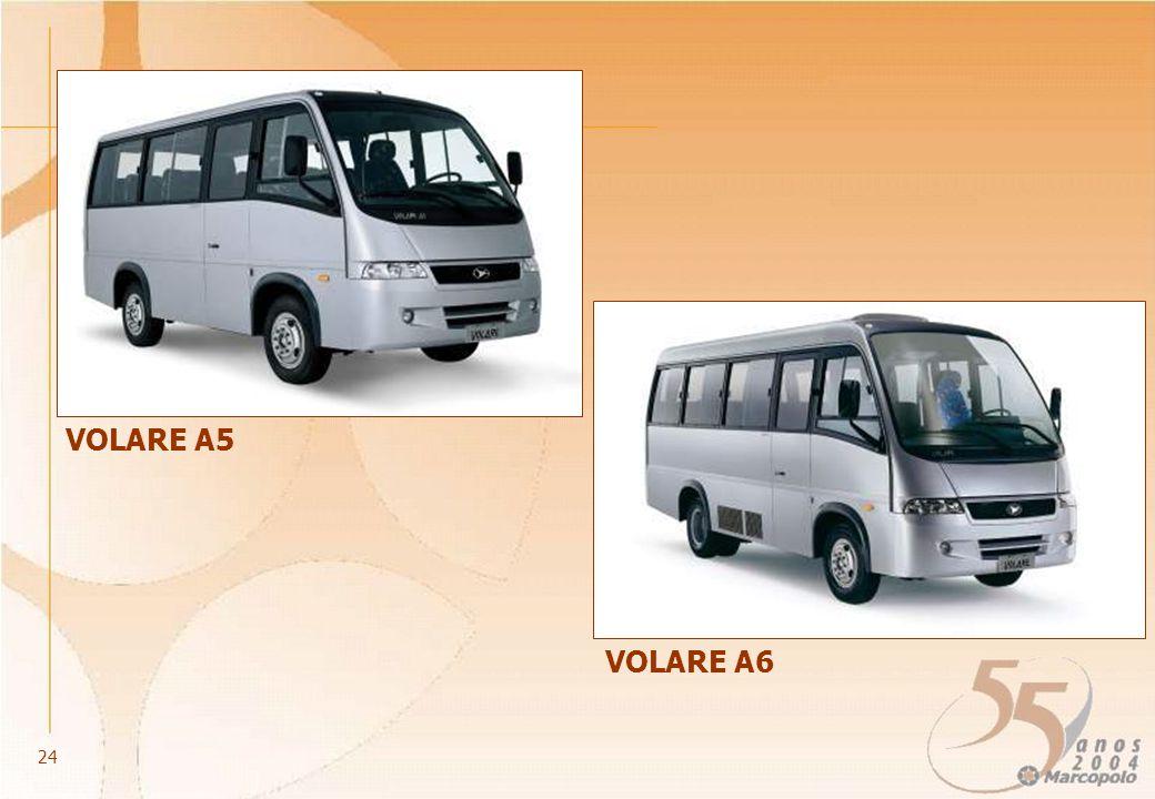 VOLARE A5 VOLARE A6 24