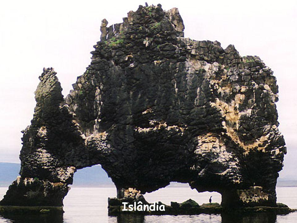 Arco do Elefante, no Chade