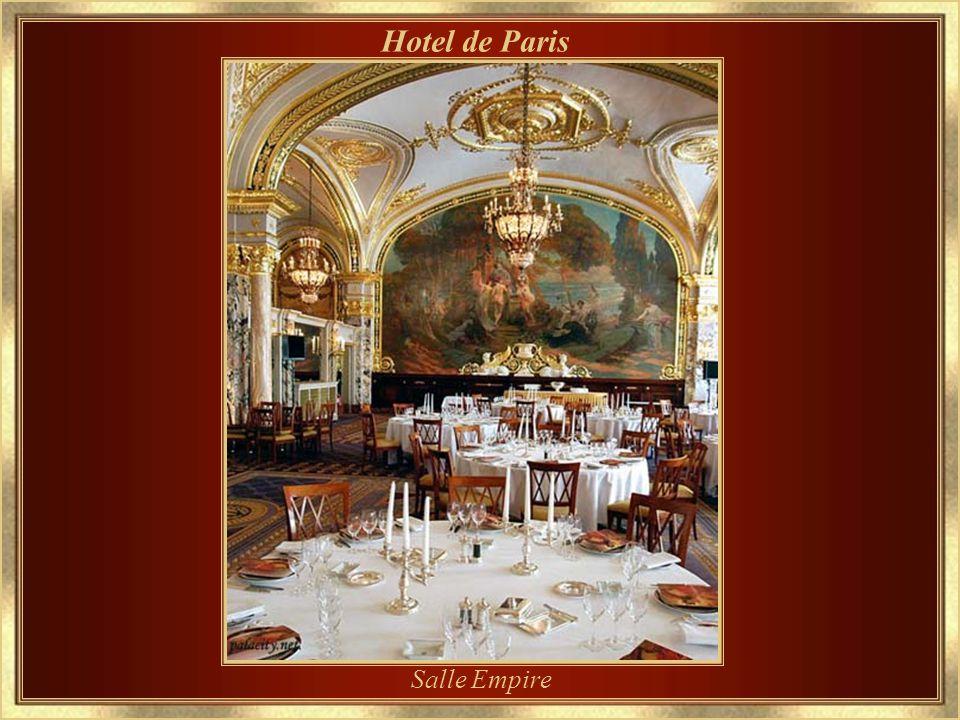 Inaugurado em 1864 Hotel de Paris