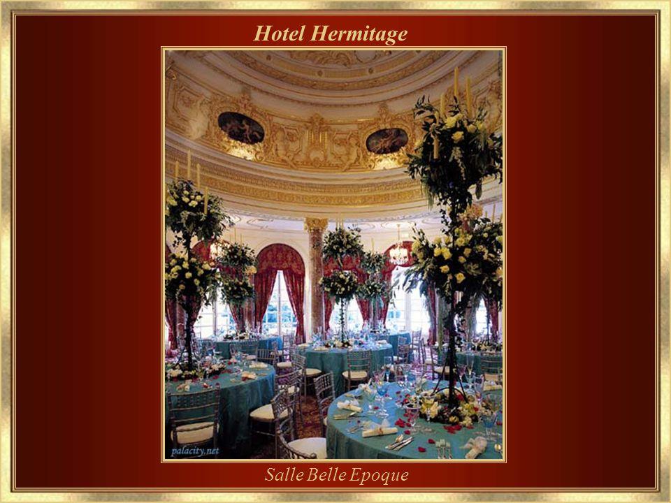 Hotel Hermitage Lobby