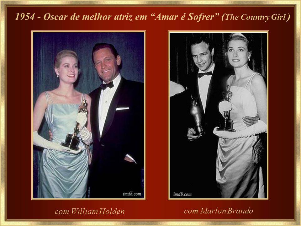 Já consagrada como estrela de Hollywood 1954