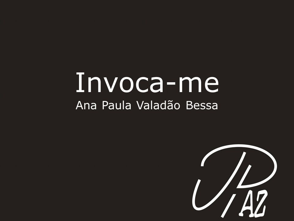 Invoca-me Ana Paula Valadão Bessa