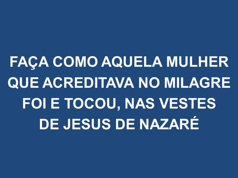 O PUBLICANO QUE SUBIU NUMA FIGUEIRA PARA VER JESUS PASSAR E O RECEBEU EM SUA CASA E AQUELE CEGO QUE CLAMOU ASSIM JESUS FILHO DE DAVI TEM COMPAIXÃO DE MIM