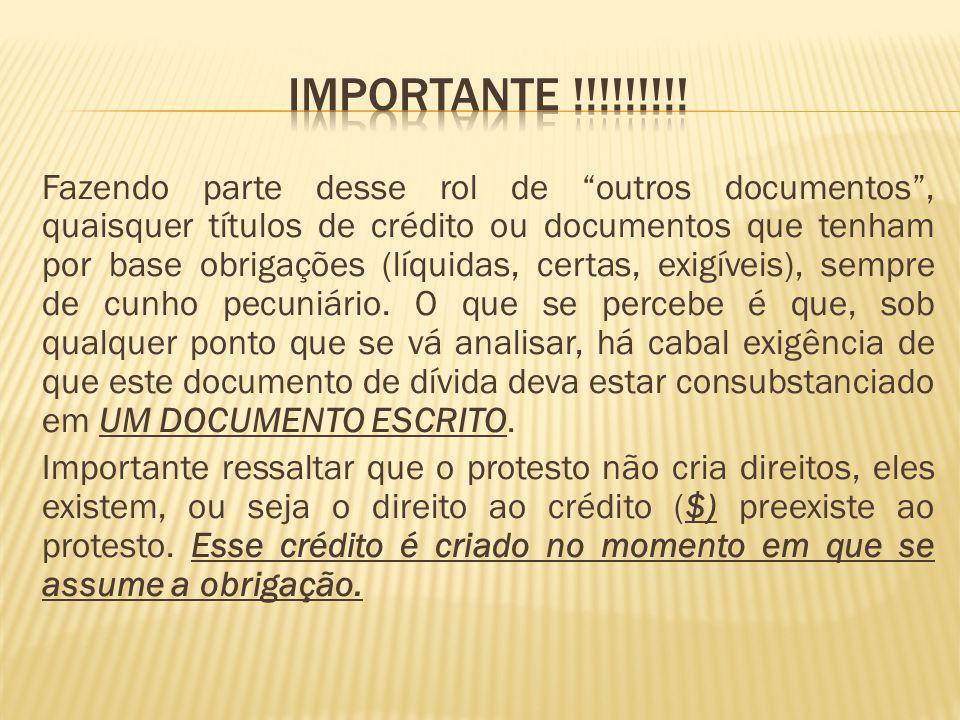 ELETRÔNICA É o sistema de entrada de títulos para protesto via internet.