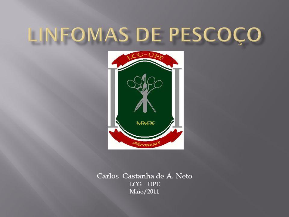 Carlos Castanha de A. Neto LCG – UPE Maio/2011