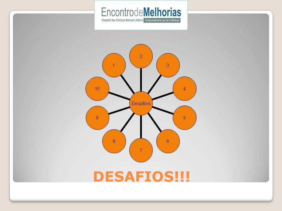DESAFIOS!!! Desafios 23456789101