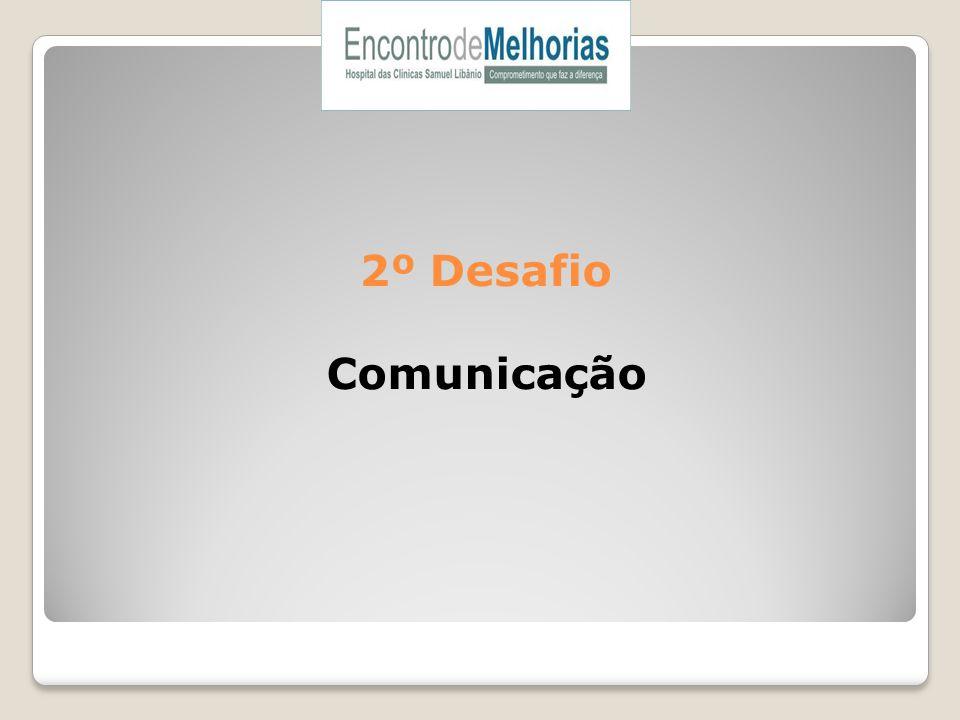 2º Desafio Comunicação