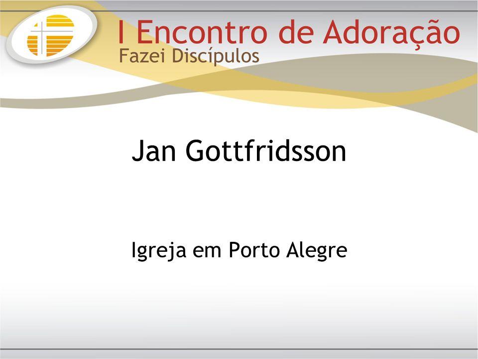Jan Gottfridsson Igreja em Porto Alegre