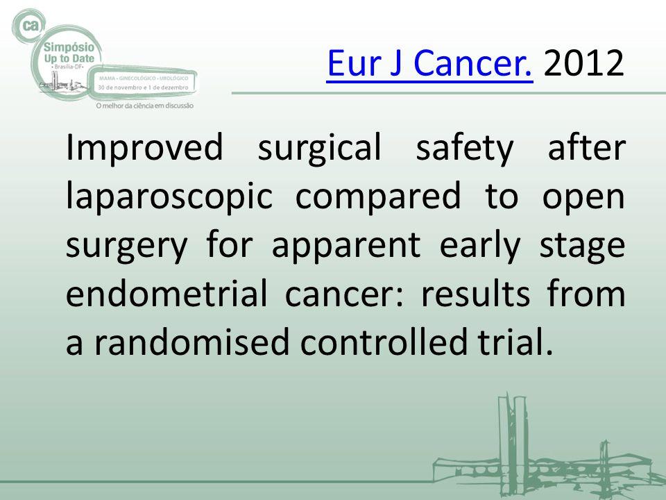 Objetivo Comparar histerectomia total laparoscópica (HTL) com histerectomia total aberta (HTA) em relação à segurança do procedimento.