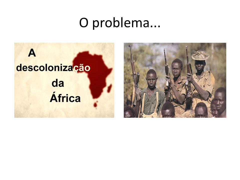 Herança da Descolonização