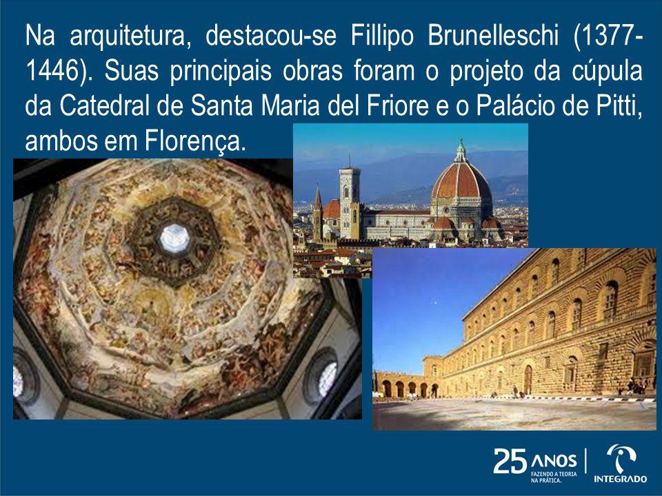 Botticelli foi um dos mais importantes artistas do Renascimento Cultural.