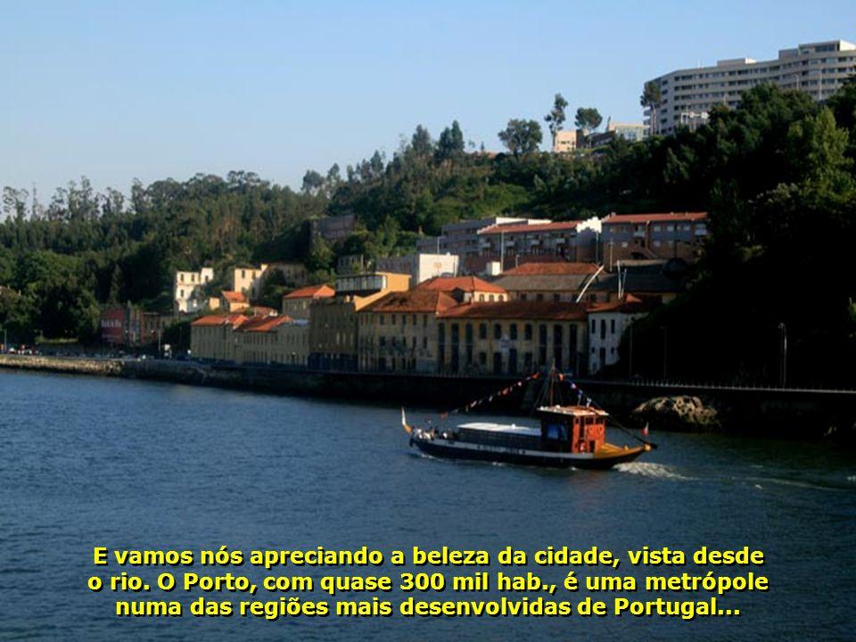 Parte do curso do alto Douro na região dos vinhedos, foi classificado como patrimônio da humanidade pela UNESCO, na categoria de paisagem cultural...