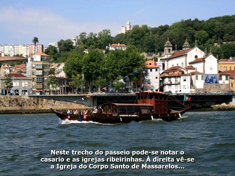 Hoje a cidade do Porto recebe mais de 1 milhão de turistas ao ano, tornando-se uma das cidades mais visitadas da Europa...