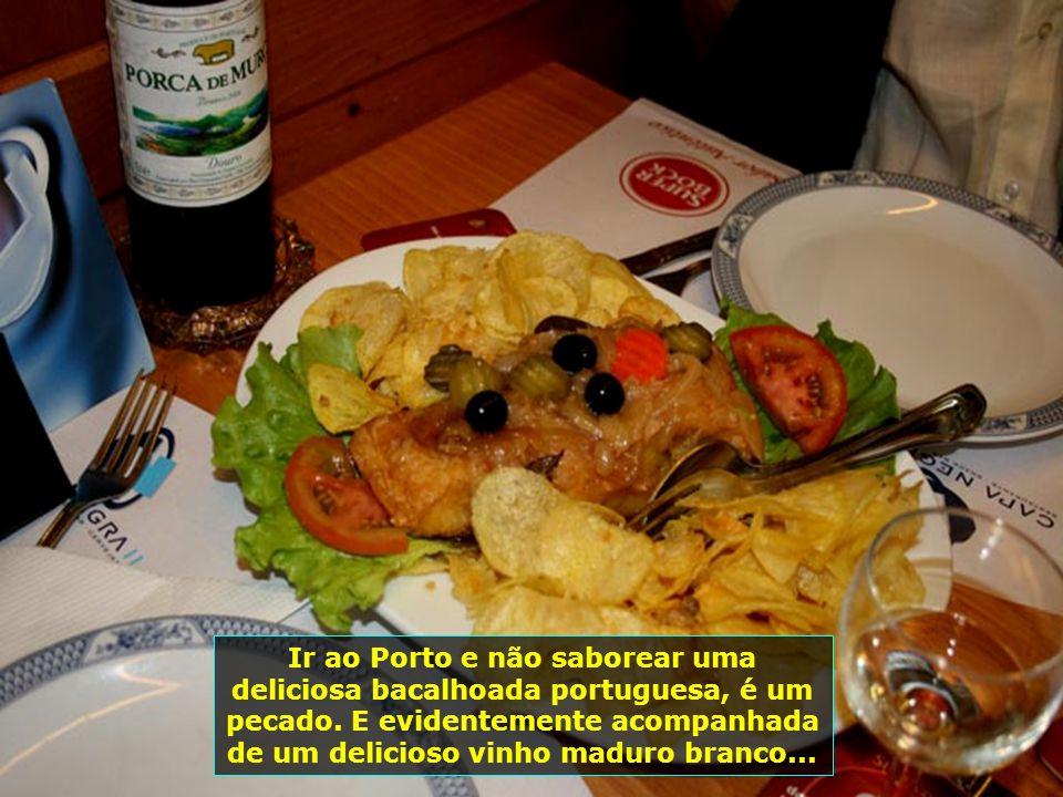 A cidade do Porto é bastante conhecida pelos seus vinhos finos. Quem aqui visita, não pode deixar de conhecer essas vinícolas...