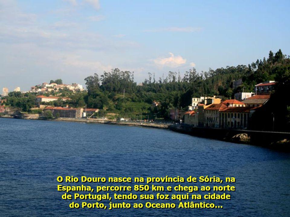 Separada pelo Rio Douro das grandes Caves do Vinho, ao qual deu o seu nome, o Porto é a segunda maior cidade de Portugal...