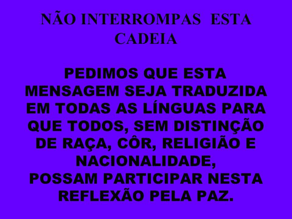 O MUNDO INTEIRO ESTÁ EM GUERRA!!.
