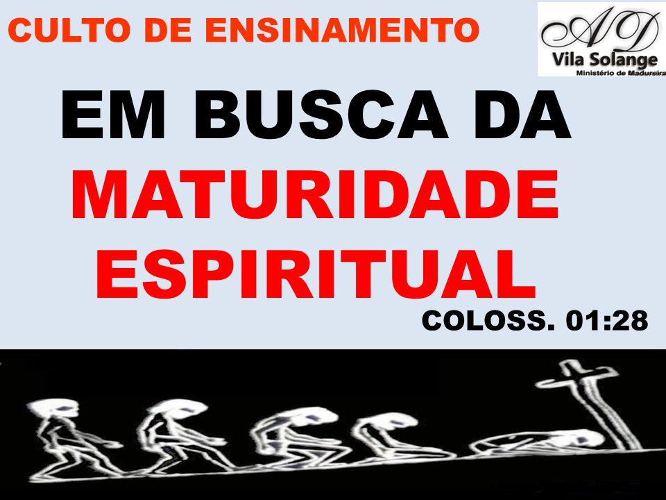 www.advilasolange.com.br B) SABENDO LIDAR COM A REALIDADE DA VIDA CULTO DE ENSINAMENTO EM BUSCA DA MATURIDADE ESPIRITUAL SUPERANDO AS ADVERSIDADES DA VIDA JOÃO 16:33 I JOAO 05:19