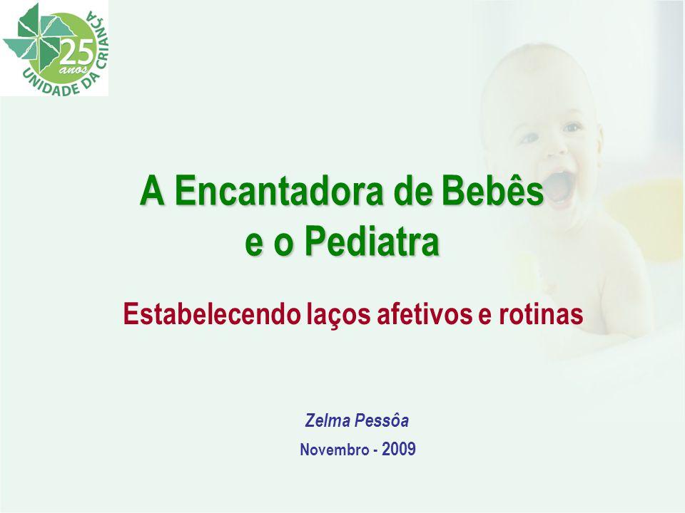 Como Encantar Bebês? Observação Respeito Comunicação Peculiaridades e Personalidade