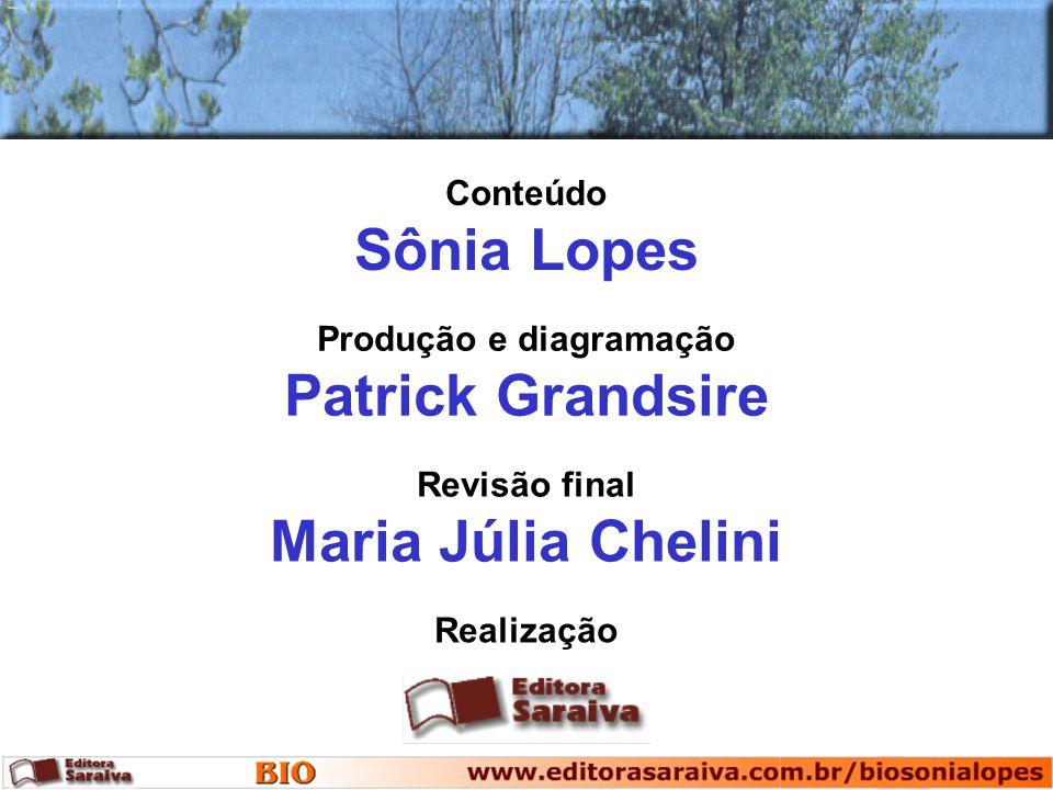 Conteúdo Sônia Lopes Realização Produção e diagramação Patrick Grandsire Revisão final Maria Júlia Chelini