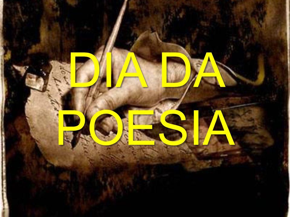 O Dia Nacional da Poesia é 14 de março