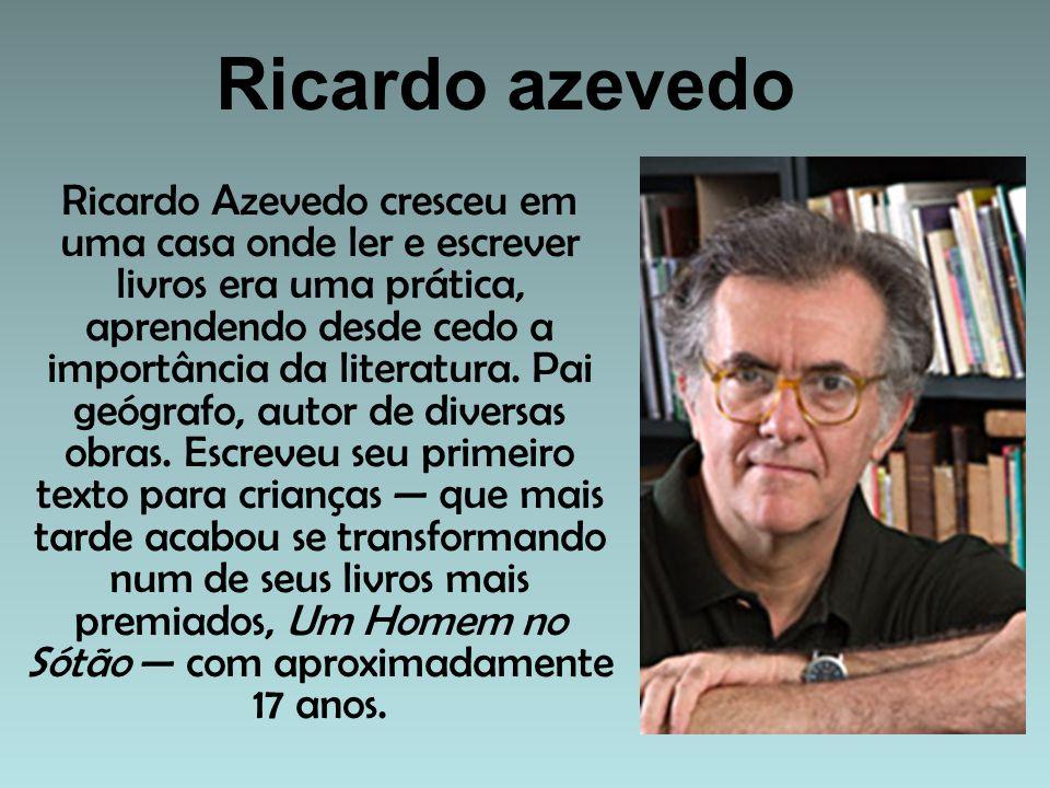 Autor de mais de 90 livros para crianças e jovens em que o folclore é a palavra- chave.