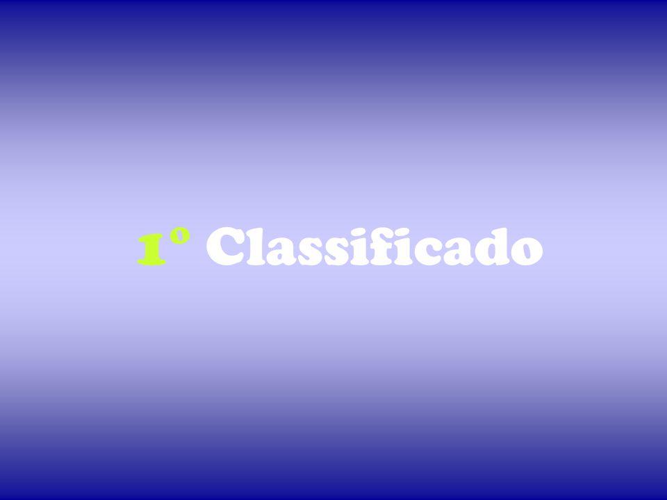 1° Classificado