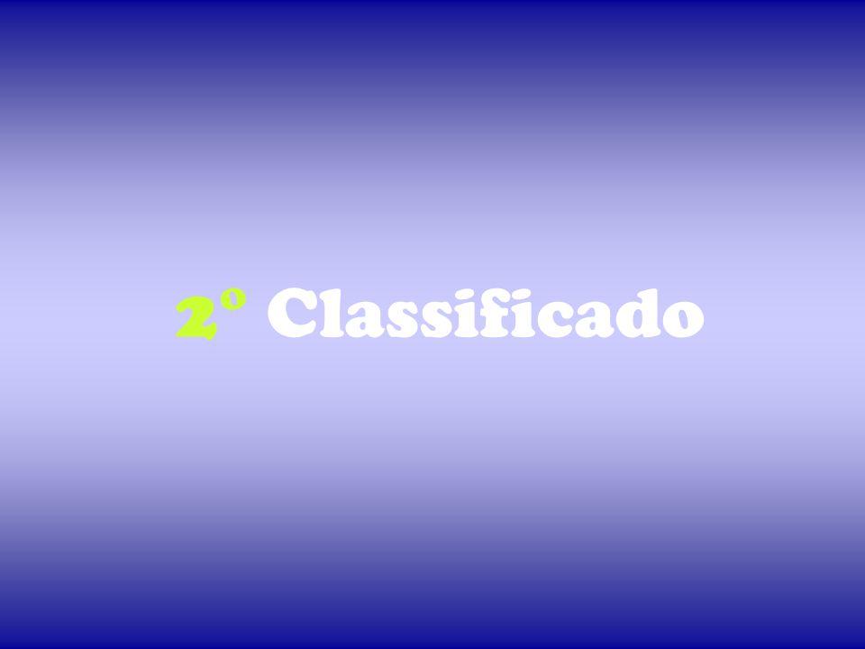 2° Classificado