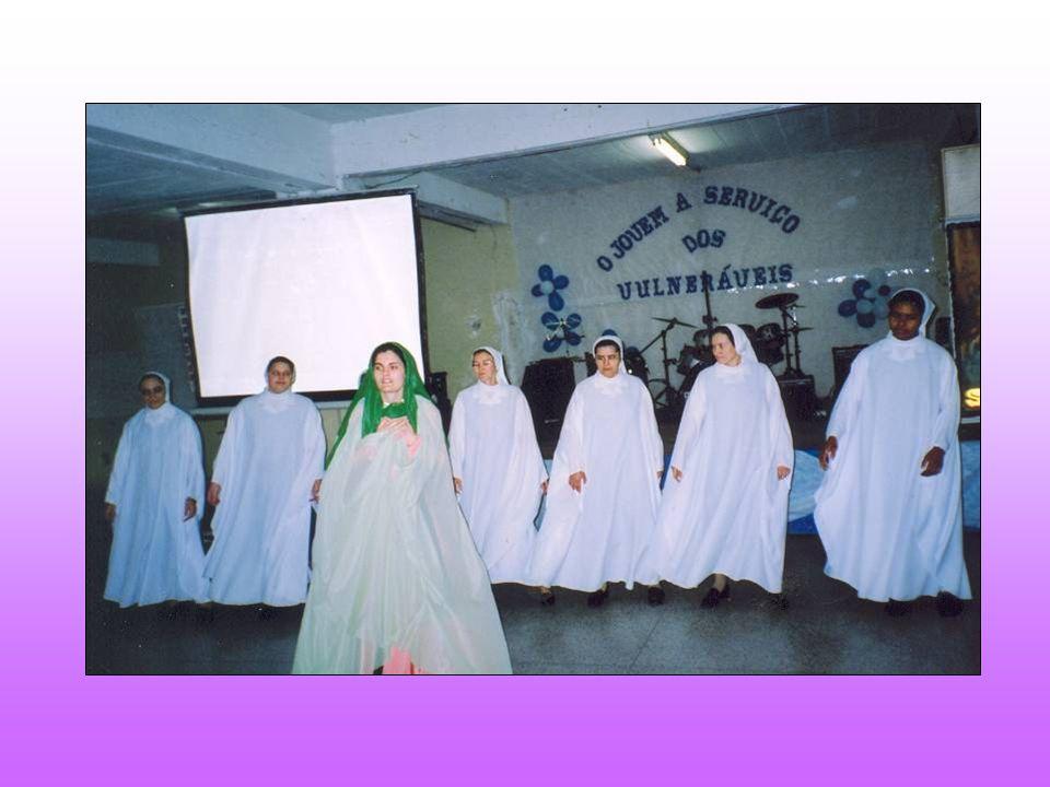 Paróquia Santo Antônio - Imbituva 30 de julho de 2006 Paróquia participantes – Imbituva, Prudentópolis e Guamiranga Número de participantes – 550 jovens