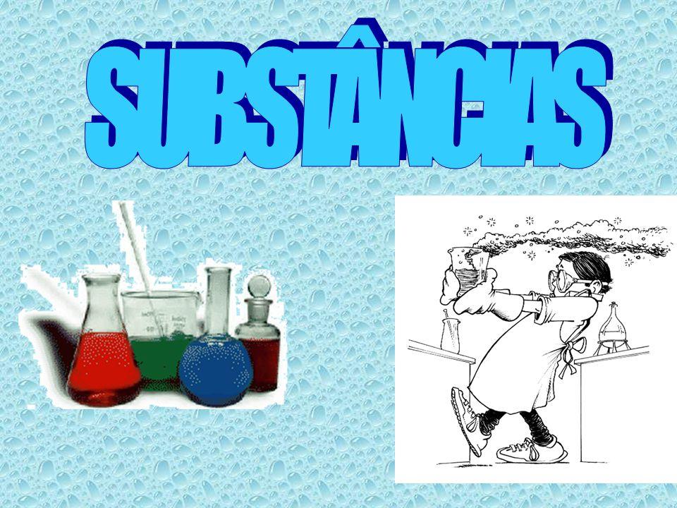 NomeComponentes principais AmálgamaMercúrio (Hg) + Prata (Ag) + Estanho (Sn) VinagreÁgua (H 2 O) + ácido acético (CH 3 COOH) LatãoCobre (Cu) + zinco (Zn) BronzeCobre (Cu) + estanho (Sn) AçoFerro (Fe) + carbono (C) Álcool hidratado Etanol (CH 3 OH) + água (H 2 O) Misturas homogêneas