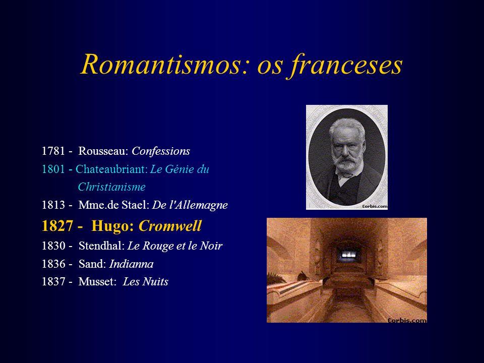 A herança iluminista Liberdade Voltaire, Diderot, DAlembert Igualdade Marat, Danton, Robespierre Fraternidade Rousseau, Beaumarchais, Saint- Simon