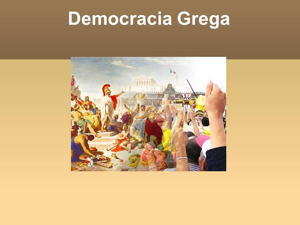 Democracia Grega
