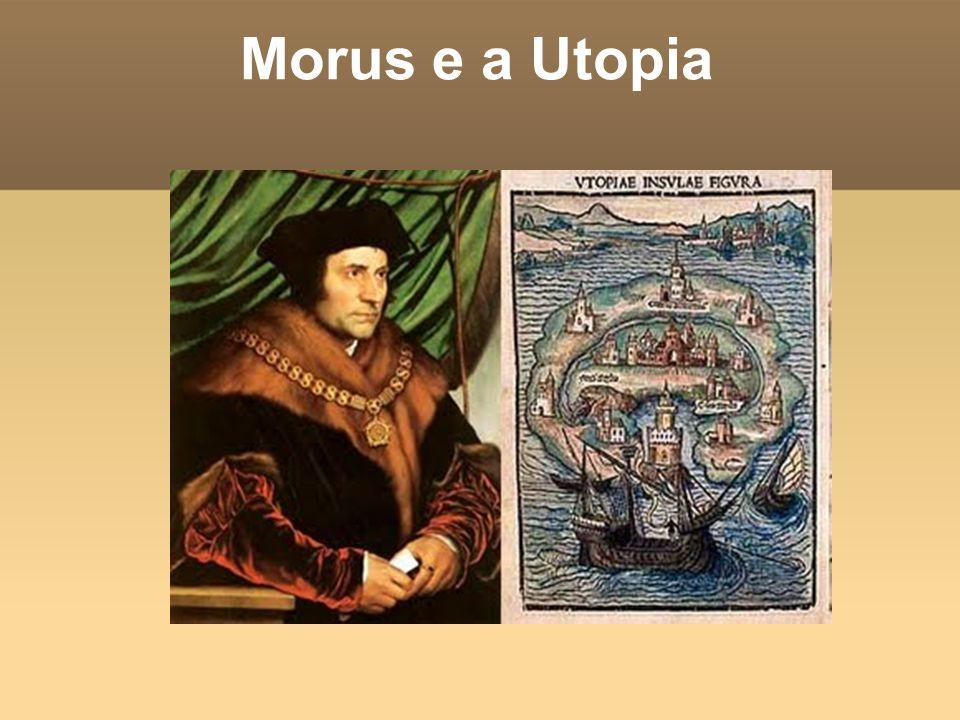 Morus e a Utopia