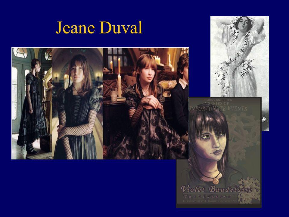 Jeane Duval