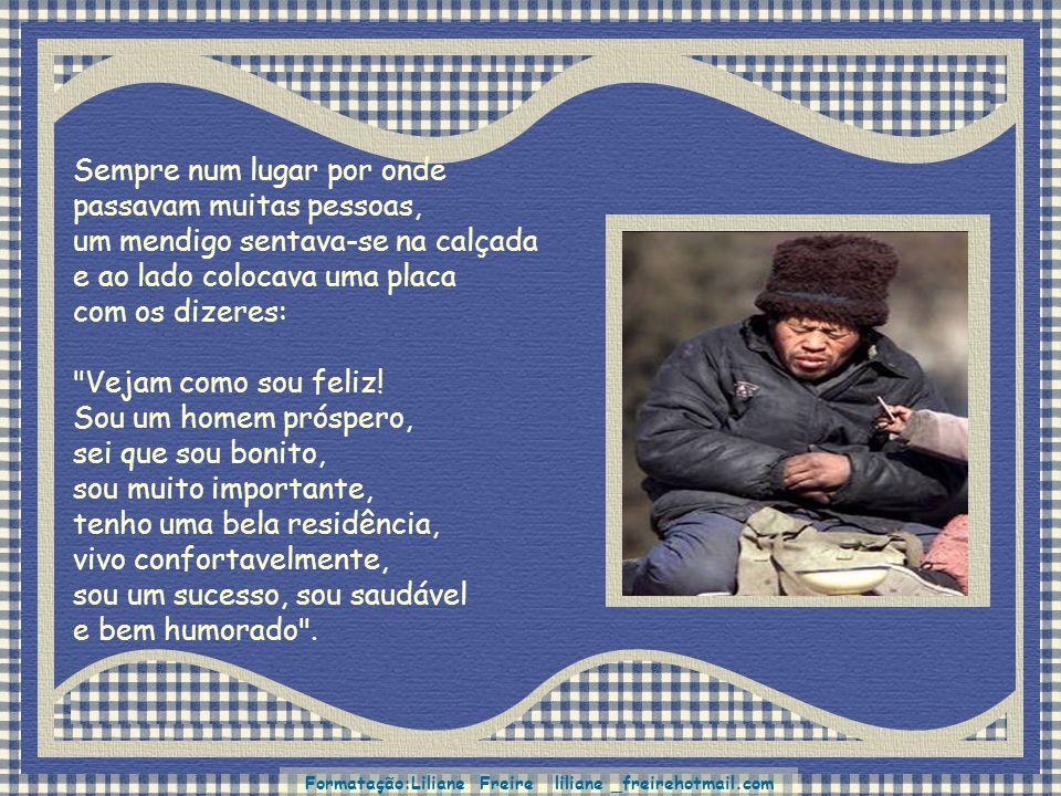 Formatação:Liliane Freire liliane _freirehotmail.com
