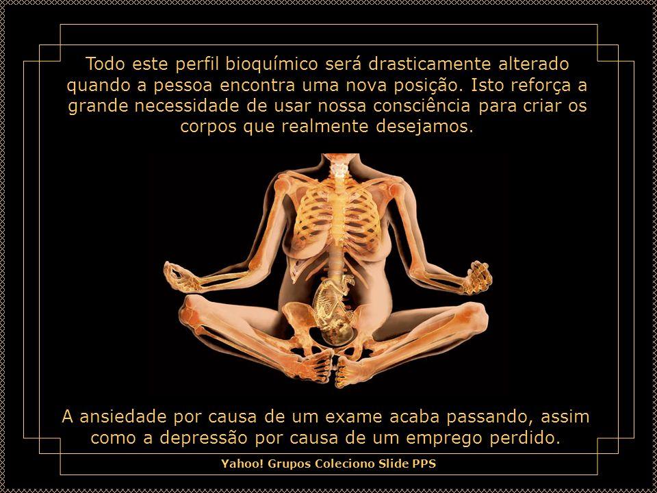 Yahoo! Grupos Coleciono Slide PPS Quem está deprimido por causa da perda de um emprego projeta tristeza por toda parte no corpo – a produção de neurot