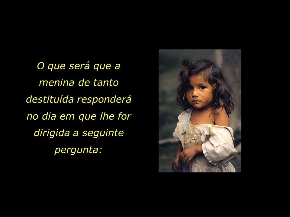 São tantos os que em silêncio esperam por um punhado de compaixão, por uma mão cheia de justiça...