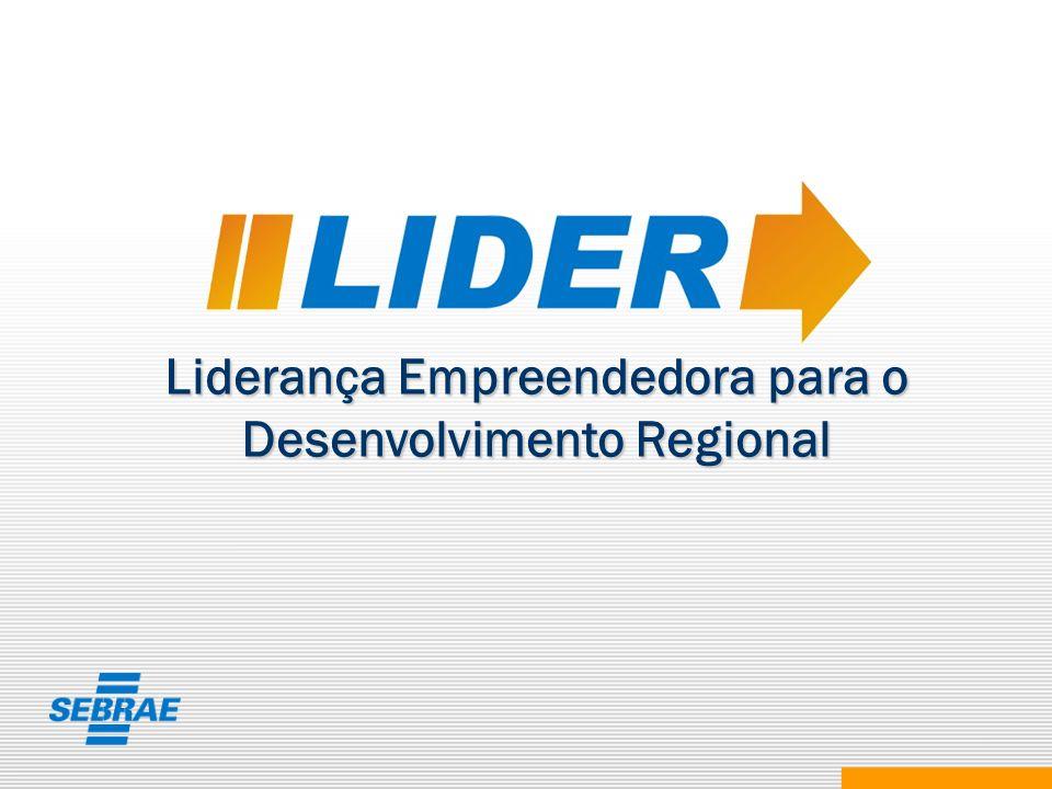Liderança Empreendedora para o Desenvolvimento Regional