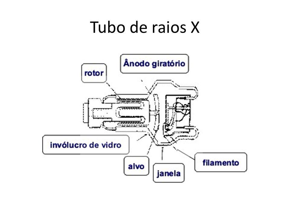 Tubo de raios X