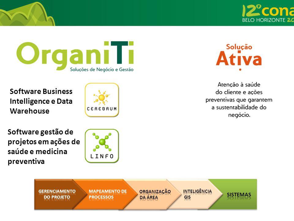 Software gestão de projetos em ações de saúde e medicina preventiva